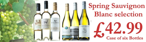 Spring Sauvignon Blanc Case Offer