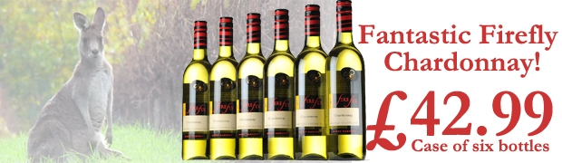 Firefly Chardonnay Web Case Offer