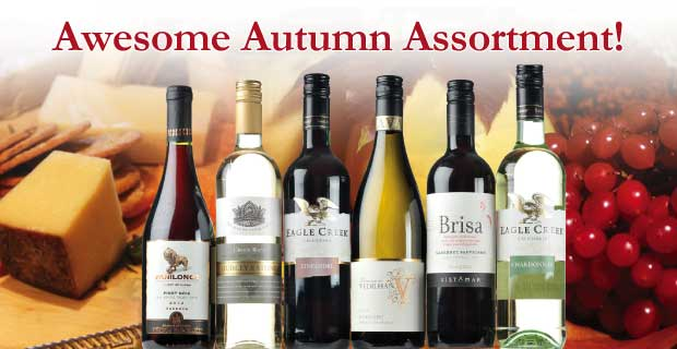 Outstanding wines for October!