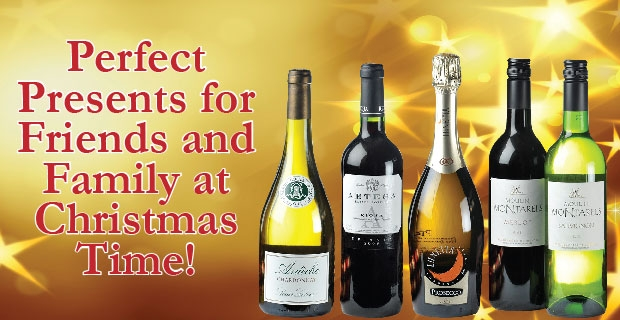 Give them a bottle of something special this year!