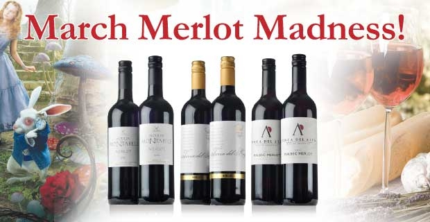 March Merlot Madness!