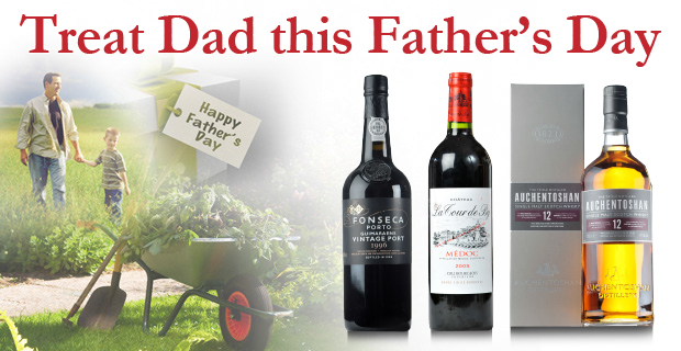 Don't forget Father's Day on Sunday June 16th!