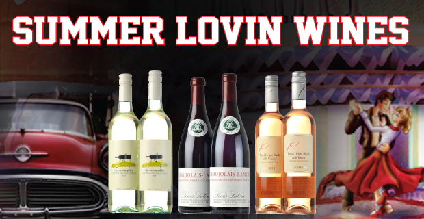 Wines for Summer Days & Summer Nights!