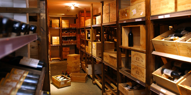 T. Wright's Fine Wine Cellars